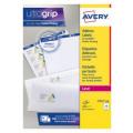 Avery Ultragrip Laser Label 63.5x46.6mm White (Pack of 1800) L7161-100
