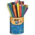 Bic Kids Visa Felt Pens Ultra Fine Tip Assorted (Pack of 36) 829012