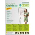 Bi-Office Earth Plain Flipchart Pad A1 40 Sheet (Pack of 5) FL0111801