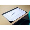 Durable Desk Mat with Calendar Pad 59 x 42cm Black Pack of 1