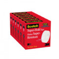 Scotch Super Hold Tape 19mm x 25.4m (Pack of 6) 7000K6-EU
