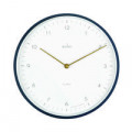 Acctim Bronx 30cm Wall Clock Grey 29457