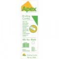 Fellowes Apex Plastic Binding Combs 6mm Black (Pack of 100) 6200102