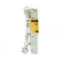 Belkin E-Series SurgeStrip Surge Protector 6-Socket 3m White F9E600UK3M