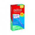 Berol Colourbroad Pen Assorted Water Based Ink (Pack of 12) CB12W12 S0375410