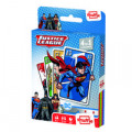 Shuffle Justice League 4-in-1 Card Game (Pack of 12) 108543998