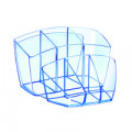 CEP Ice Blue Desk Tidy (W158 x D143 x H93mm) 580I Blue