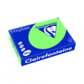 Trophee Card A4 160gm Natural Green (Pack of 250) 1120C