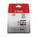 Canon PG-545/CL-546 CMYK Inkjet Cartridges (Pack of 2) 8287B005