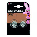 Duracell DL2032 3V Lithium Button Battery (Pack of 2) 75072668