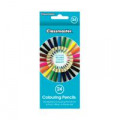 Classmaster Colouring Pencils Assorted (Pack of 24) CPW24