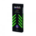 Swash KOMFIGRIP Handwriting Pen Black (Pack of 12) THW12BK