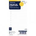 Filofax Refill Personal Day Per Page 2020 20-68441