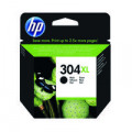 HP 304XL Black Ink Cartridge (High Yield 300 Page Capacity) N9K08AE