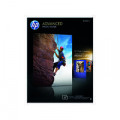 HP White 13x18cm Advanced Glossy Photo Paper (Pack of 25) Q8696A