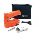 Tacwise Hobby 53-13EL Cordless Staple/Nail Gun w/Bag and Staples 1564