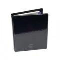 Concord Telephone/Address Book A5 Black 83010/CD6