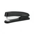 Q-Connect Full Strip Plastic Stapler Black KF01057