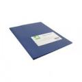 Q-Connect Polypropylene Display Book 20 Pocket Blue KF01251