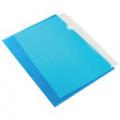 Q-Connect Cut Flush Folder A4 Blue (Pack of 100) KF01486
