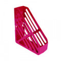 Q-Connect Magazine Rack Red CP073KFRED