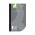 Q-Connect Feint Ruled Triplicate Book 210x127mm KF04098