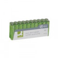 Q-Connect AAA Battery Economy (Pack of 20)