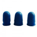 Q-Connect Thimblettes Size 1 Blue (Pack of 12) KF21509