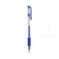 Q-Connect Gel Rollerball Pen Medium Blue (Pack of 10) KF21717