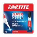 Loctite Super Glue Universal 3g Clear 864991