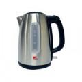 MyCafe Brushed Stainless Steel 1.7 Litre Jug Kettle EV7710