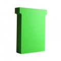 Nobo T-Card Size 3 80 x 120mm Light Green (Pack of 100) 32938913