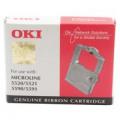Oki Black Fabric Ribbon For Microline 5500 01126301