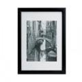 Photo Album Co Black Wood Certificate Frame Glass KENTA4GL