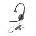 Plantronics Blackwire Monaural C3215 USB-A 209746-201