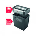 Rexel Momentum X312 Cross-Cut Paper Shredder Black 2104572