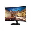 Samsung 24-inch Full HD VA Black Monitor LC24F390FHUXEN