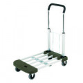 Extendable and Folding Trolley Blue 315167