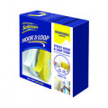 Sellotape Sticky Hook and Loop Strip Removable 6m 2055786