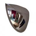 Securikey Convex Half Face Dome Mirror 600 x 300mm M18535H