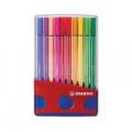 Stabilo Pen 68 Fibre Tip Pen Assorted (Pack of 20) 6820-03