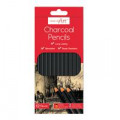 Work of Art Charcoal Pencils (Pack of 12) TAL05148