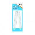 Tiger 30cm Folding Ruler/Protractor (Pack of 25) 301768