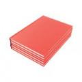 Manuscript A5 Book Ruled Feint (Pack of 10) WX01061