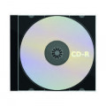 CD-R Slimline Jewel Case 80min 52x 700MB (Recordable with 52x write speed) WX14157