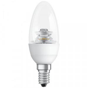 113491 ge bulb led e14 candle crown deco 6w 40w equivalent. Black Bedroom Furniture Sets. Home Design Ideas
