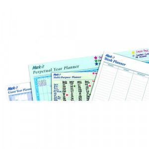mm00279 map marketing mark it month planner laminated mp