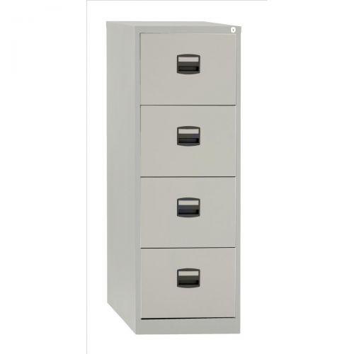 394976 Trexus 4 Drawer Filing Cabinet 470x622x1321mm Ref