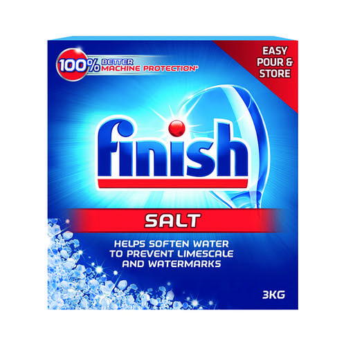Bz53767 Finish Dishwasher Salt 2kg N04130 Greenstationery