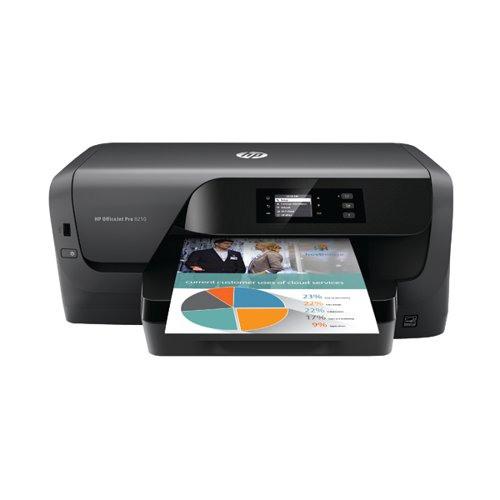 hpd9l63a hp officejet pro 8210 printer black d9l63a. Black Bedroom Furniture Sets. Home Design Ideas